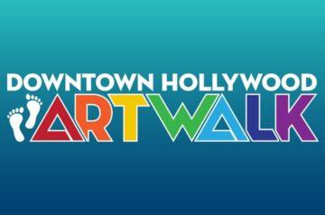Downtown Hollywood Art Walk