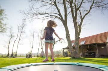 Exercise on Trampoline - Benefit of Exercise