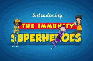 Immunity Boosters by Immunity Superheroes