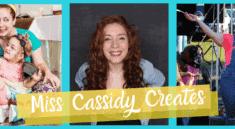 Miss Cassidy Creates Daily Activity