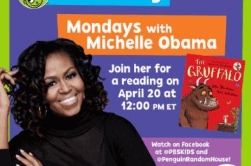 Read Along - Michelle Obama