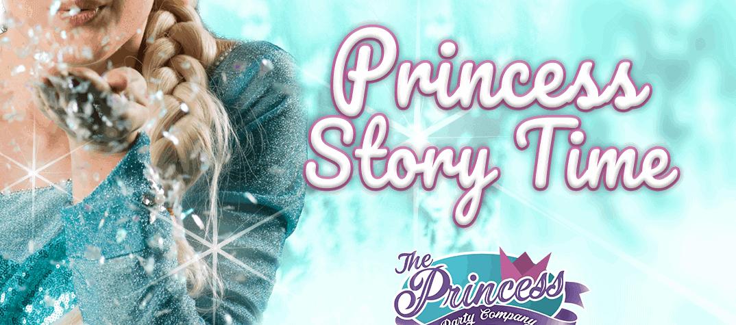 Princess - Superhero Story Time