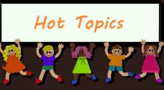 Hot Topics - The Kid On The Go