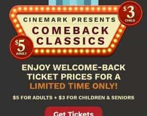 Cinemark -Comeback-Classics