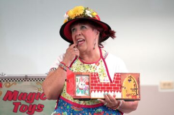 Marci Poppins Returns - Event