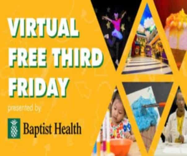 Miami Childrens Museum - Virtual Free Third Friday