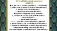 Broward Attractions and Museums Month
