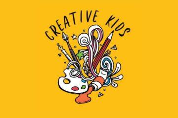 Creative Kids - Jenga Pumpkins