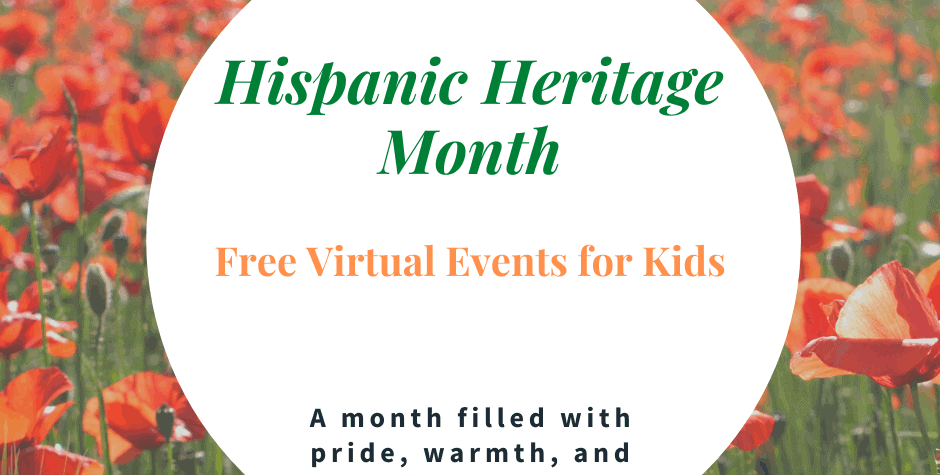 Hispanic Heritage Month - Events for Kids