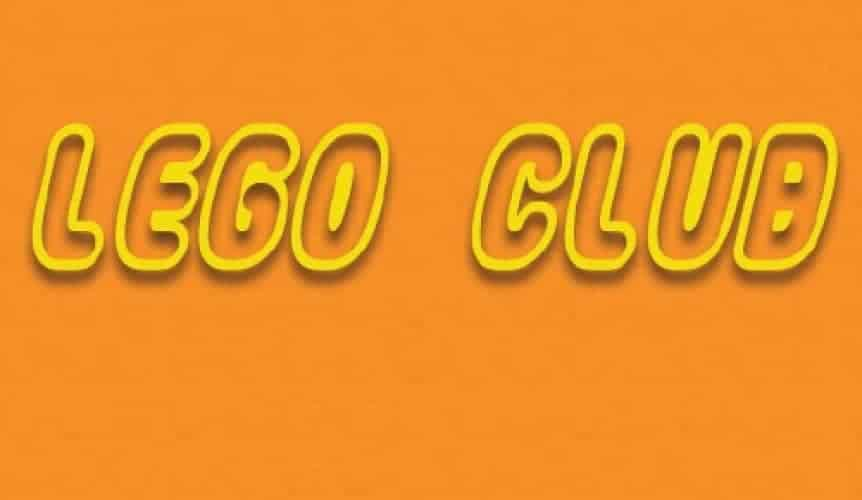 Virtual Lego Club