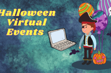 Halloween Virtual Events!
