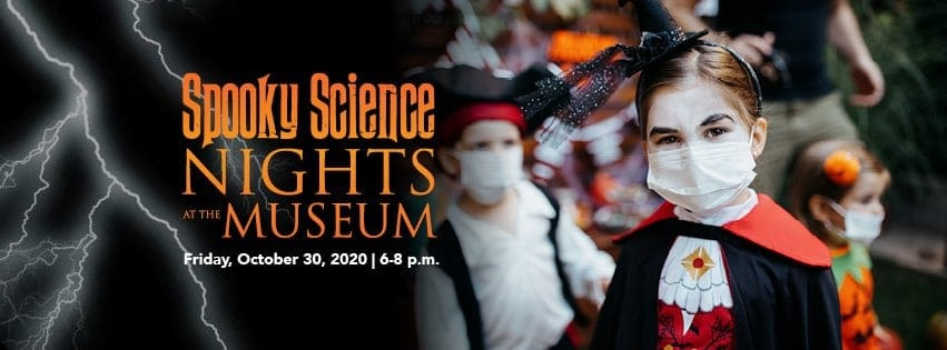 Spooky Science Nights At The Museum