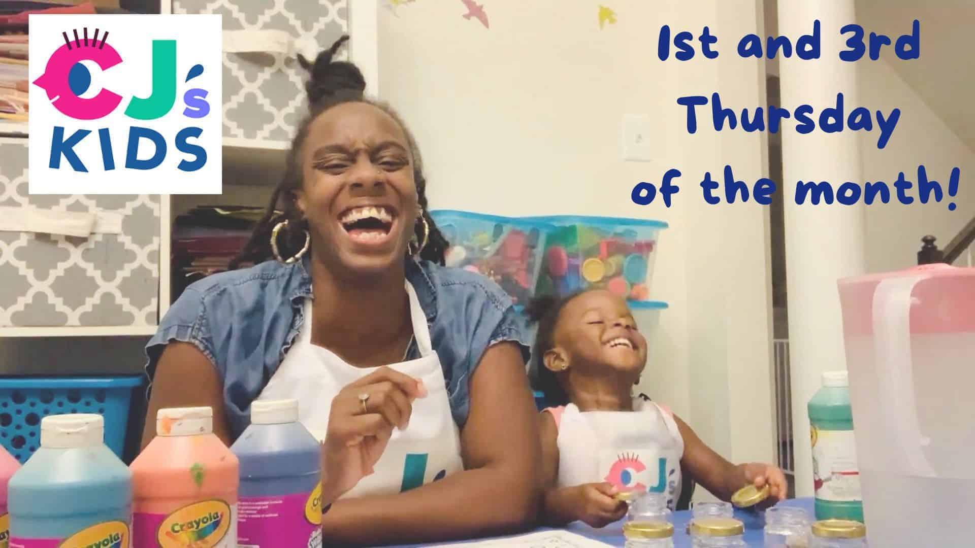 Crayola and CJs Kids