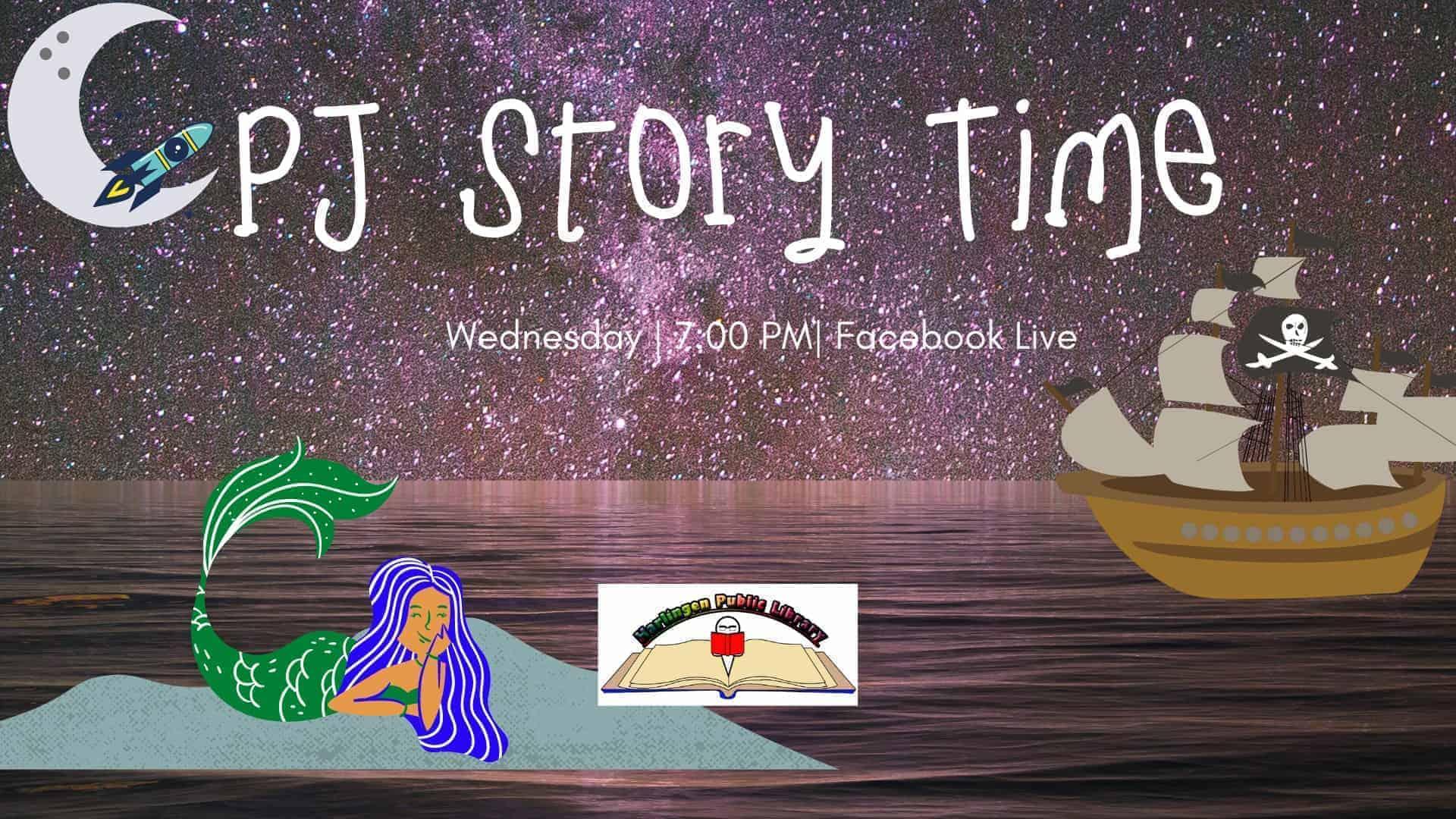Harligen - PJ Storytime
