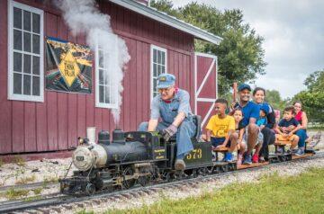 Tradewinds - Train Rides