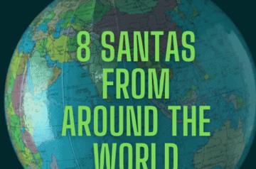 8 Santas From Around The World - Blog Post