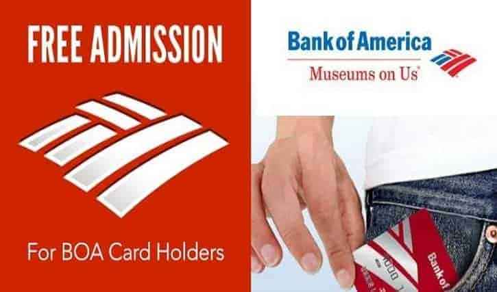 Bank of America Museum on Us - MODS