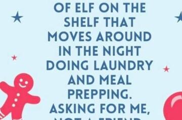 Humor - Elf on A Shelf