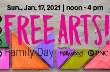 Art and Culture Center - Free Art Family Day