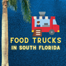 Food trucks - Banner