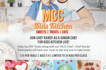 Miramar Cultural Center - MCC Kids Kitchen