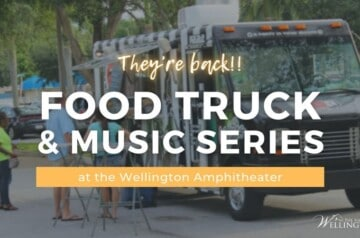Wellington Food Truck and Music Series