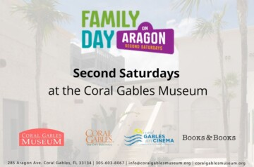 Coral Gables Museum - Family Day
