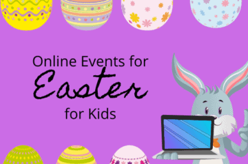 Easter Online Events