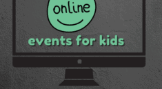 Online Events For Kids