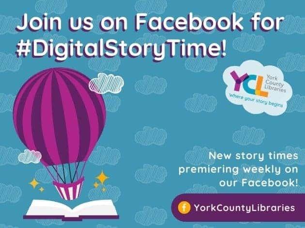 York Libraries - Digital Story Time