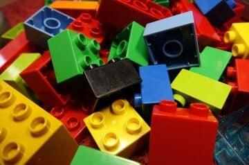 York Libraries - LEGO Challenge