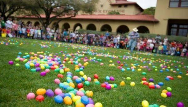 Miami Easter Bunny Egg Hunt Party - Both Kids And Adults