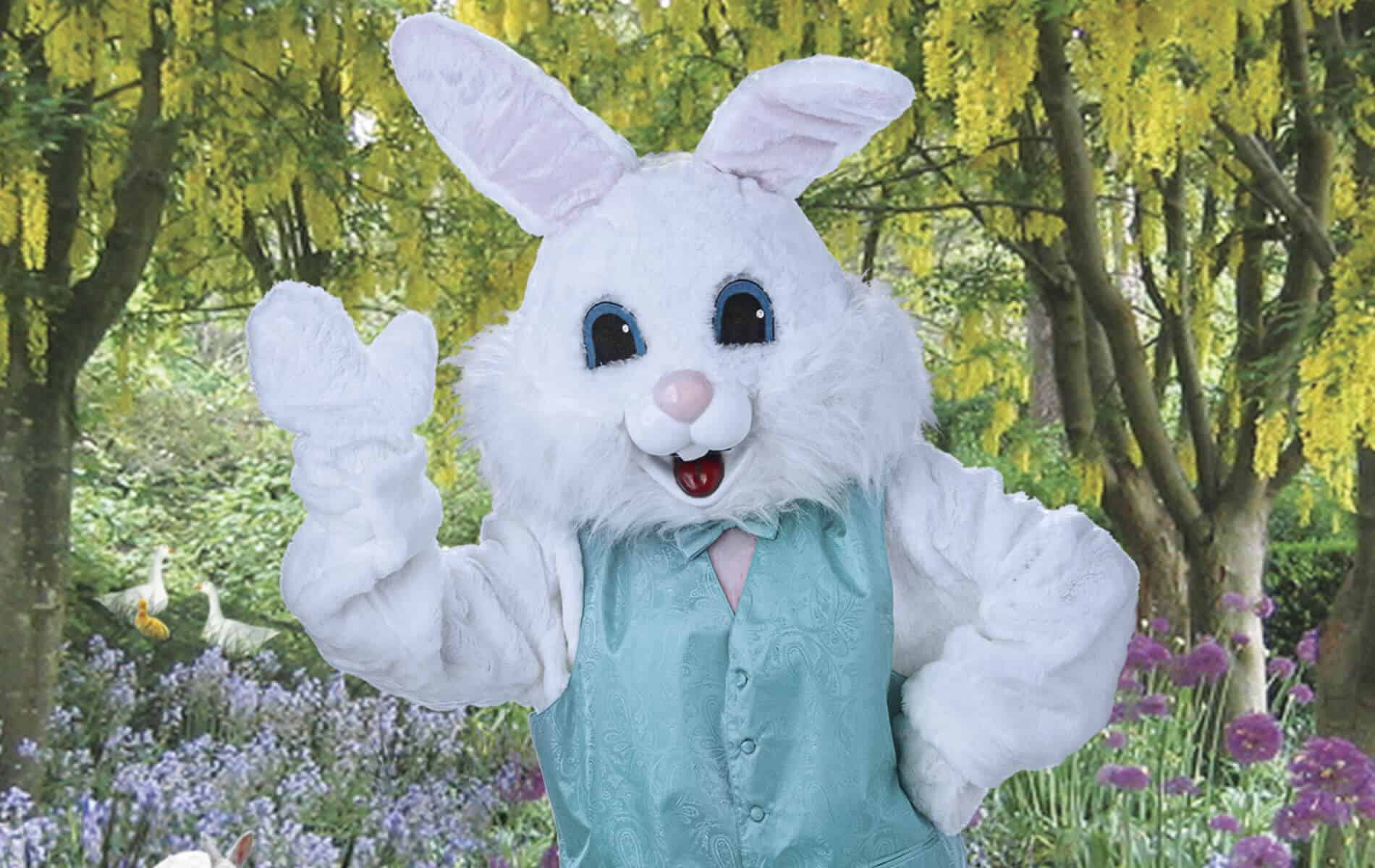 Bass Pro - Easter Bunny Photo