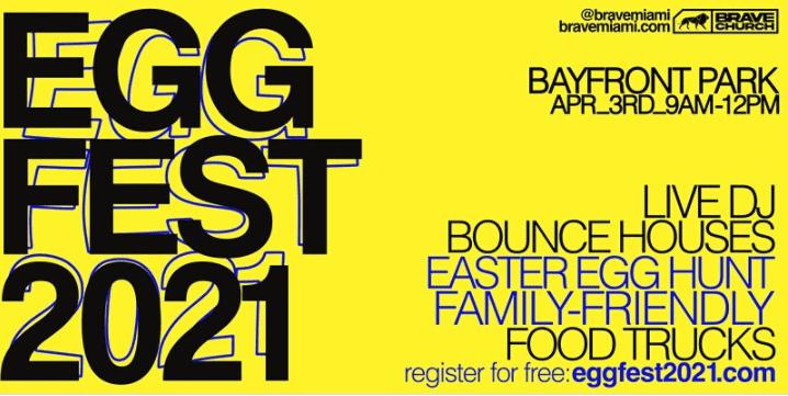 Bayfront - Eggfest 2021