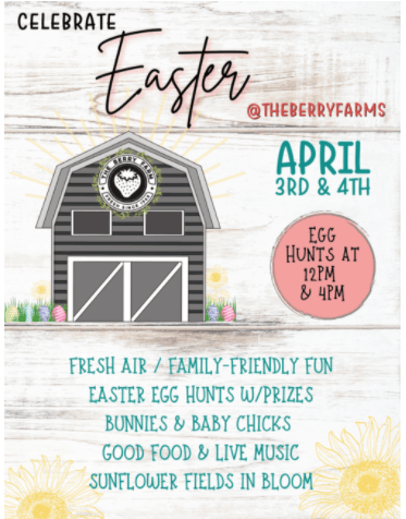 Berry Farms - Easter 2021-2
