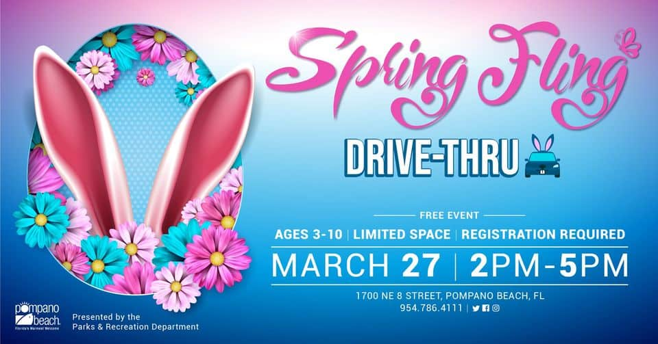 City of Pompano Beach - Spring Fling Drive-Thru