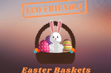 Eco-Friendly Easter Basket - Picture