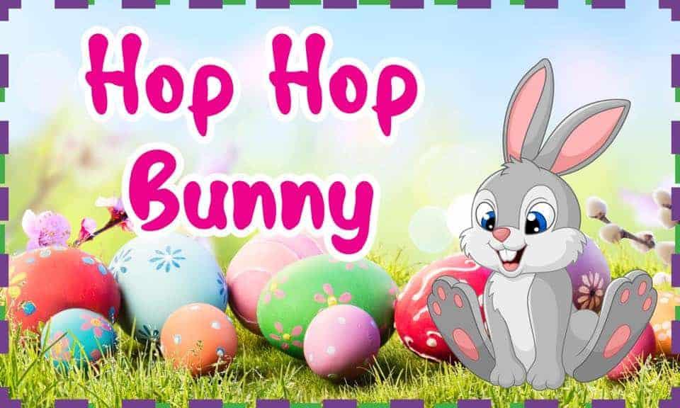 Festival Marketplace - Hop Hop Bunny
