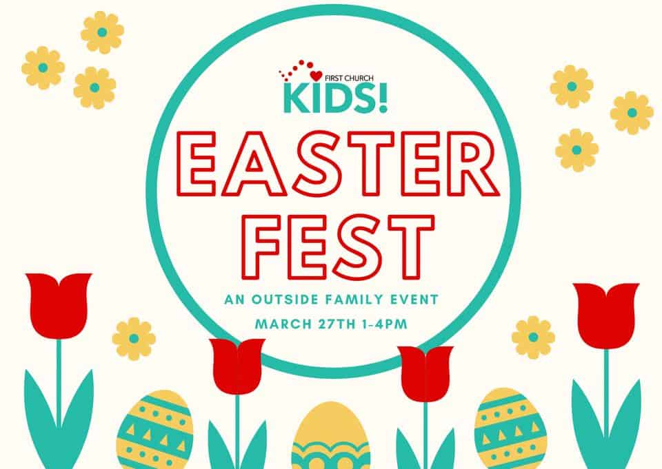 First Church Coral Springs - Easter Fest