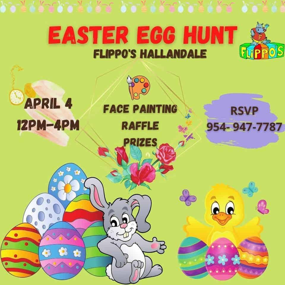 Flippos Hallandale - Easter