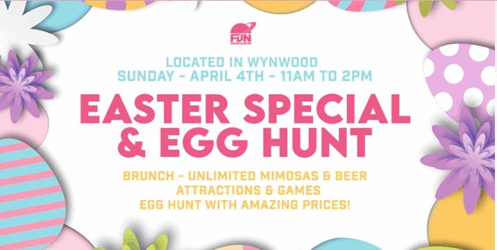Fun Dimension - Easter Egg Hunt 2021