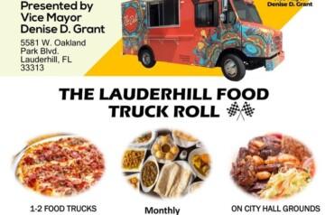 Lauderhill - Food Truck Roll