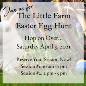 Little Farm - Easter Egg Hunt
