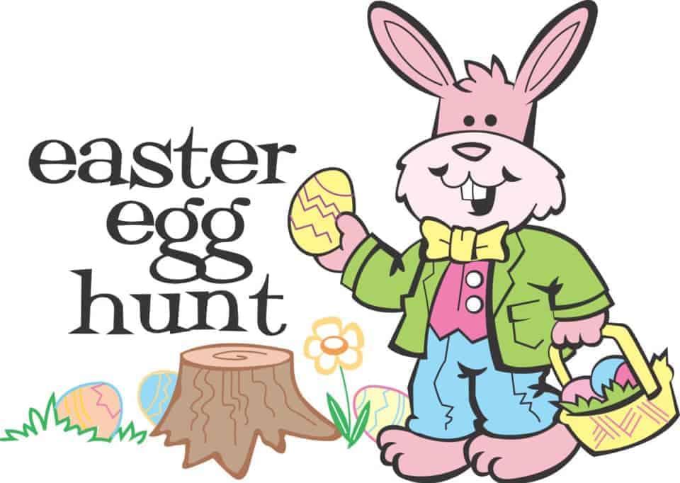 Little Town Play - Easter Egg Hunt