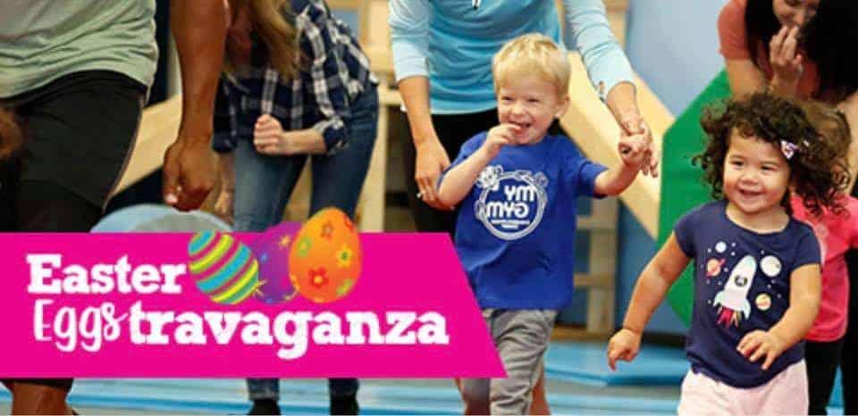 My Gym - Pembroke Pines - Easter Eggstravaganza