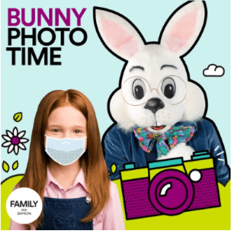Simon Malls - Bunny Photo Time