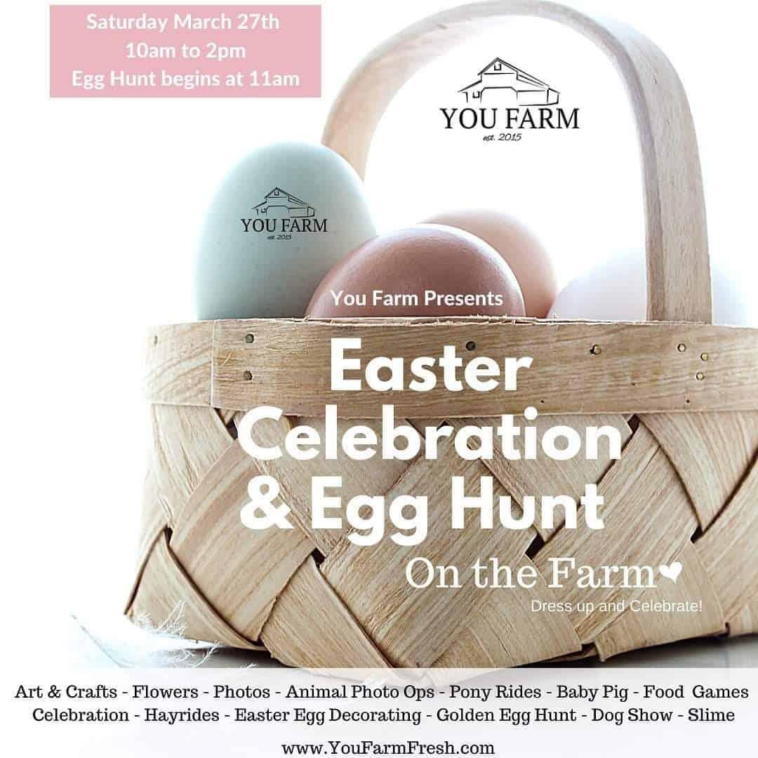 You Farm - Easter 2021