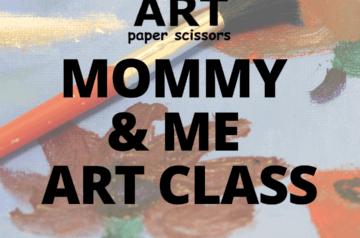 Art Paper Scissors -Weekend Art Class