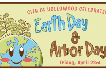 City of Hollywood - Earth Day