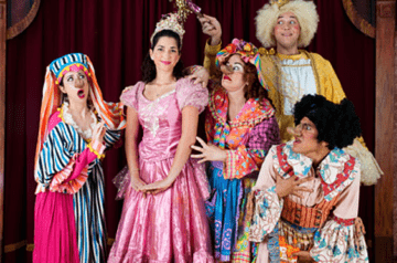 Fantasy Theatre - Cinderella - A Fractured Fairy Tale